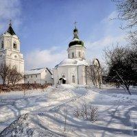 Введенский монастырь :: Александр Бойко