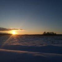 Закат 23 февраля! :: Егор
