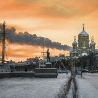 Церковь Успения Пресвятой Богородицы. Санкт-Петербург :: Арина Зотова