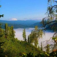 Озеро тумана :: Сергей Чиняев