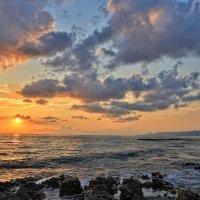 Черноморский закат :: Виктор Масальский