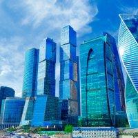 Москва сити :: Олеся Б
