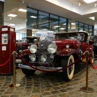 Cadillac V8 :: Павел WoodHobby