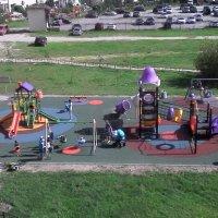 Детская площадка :: Svetlana Lyaxovich