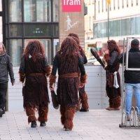 На улицах мюнхена :: Петр