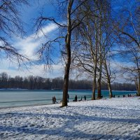 А впереди весна! :: Galina Dzubina