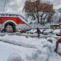 Не пришла на работу рабсила – та, что действенна, хоть и груба :: Ирина Данилова