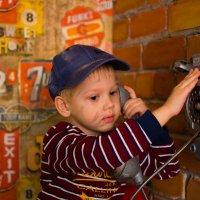Детская фото съемка :: Наталья Бочкарева