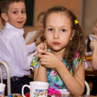 Праздник в детском саду :: Алина Меркурьева
