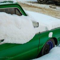 зима в зеркалах заднего вида :: StudioRAK Ragozin Alexey