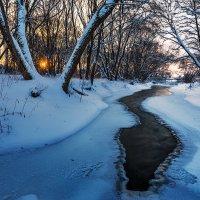 Зимний вечер :: Dmitriy Martynenko