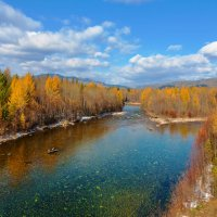 Река Быстрая :: Анатолий Иргл