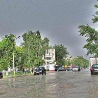 Летний дождик :: Владимир