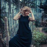 .... там на неведомых тропинках.... :: Anna Klaos