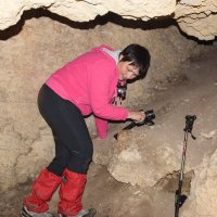 Выползание из пещеры :: Светлана Попова
