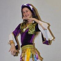 Некоторые учатся танцевать, другие рождены для этого..... :: Tatiana Markova