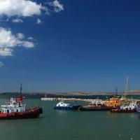 В порту :: OlegVS S