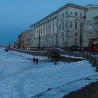 Горбатый мостик :: Алексей Корнеев