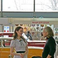 Разница в  возрасте не  помеха  нежным  чувствам! :: Виталий Селиванов