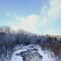 Весенняя река :: Мария Федоренко