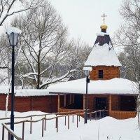 Колодец преподобного Саввы. :: Юрий Шувалов