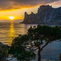 Закат в Новом свете. :: Павел © Смирнов