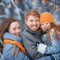 Рыжее семейство :: Arma Gray