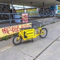 Bike messenger. :: Андрей Дурапов