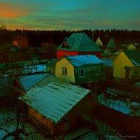 Вечер :: Григорий Кучушев