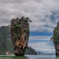 Прекрасные воспоминания... о.Джеймса Бонда.Таиланд! :: Александр Вивчарик