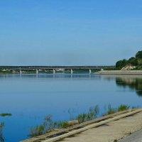 Мост через р.Томь :: Милешкин Владимир Алексеевич