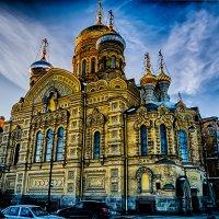 Питер Храм Успения Пресвятой Богородицы :: Юрий Плеханов
