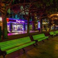 Ночная Ялта :: Павел © Смирнов