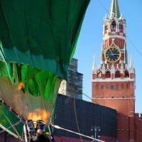 Шар на КП :: Андрей Бондаренко