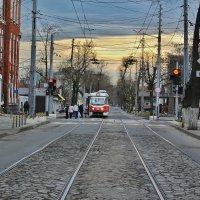 На улицах Краснодара. :: Евгений