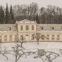 Прогулка по Петергофу в марте. :: bajguz igor