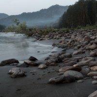 Раннее утро на реке. :: Марина Фомина.