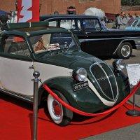 Fiat Topolino :: Vit