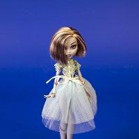 Модное хобби - авторская кукла... :: Сергей Ключарёв