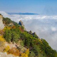 Над облаками. Ай-Петри. Крым. :: Павел © Смирнов