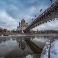 Дорога к Храму :: Андрей Лукашенко