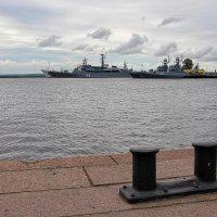 На Петровской пристани :: Nina Karyuk