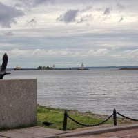 Петровская (Зимняя) пристань :: Nina Karyuk