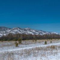 Лучше гор могут быть только горы, на которых никогда не был... :: Екатерина Агаркова