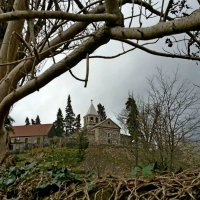 Мужской монастырь в Команах :: Tata Wolf
