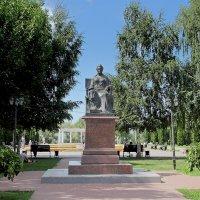 Екатерина II. Город Маркс. Саратовская область :: MILAV V