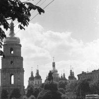 Киев. 1962 :: Олег Афанасьевич Сергеев