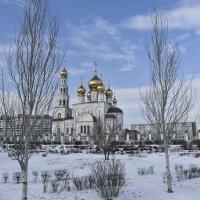 Весна ! Звенят колокола. :: юрий Амосов