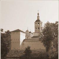 Пафнутьев-Боровский мужской монастырь... :: Николай Панов