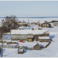 Деревня Ворзогоры. :: Марина Никулина